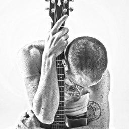 Portraits: Singer/songwriter Joshua Grierson